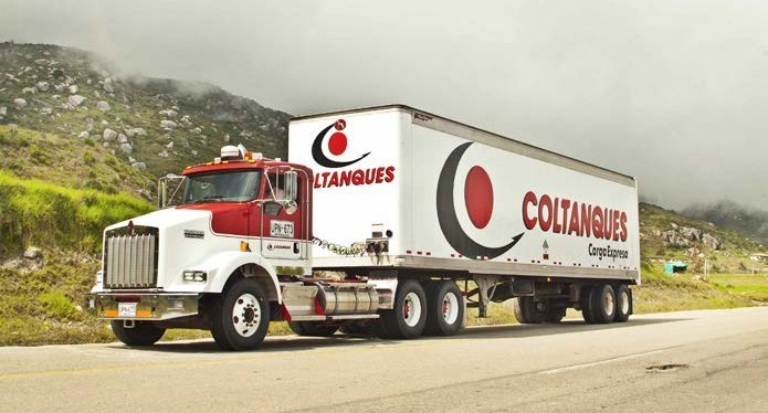 camion coltanques